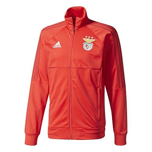 adidas SLB PES Chándal SL Benfica, Hombre, Rojo (Ben.ro/Rojpot/Negro), XL