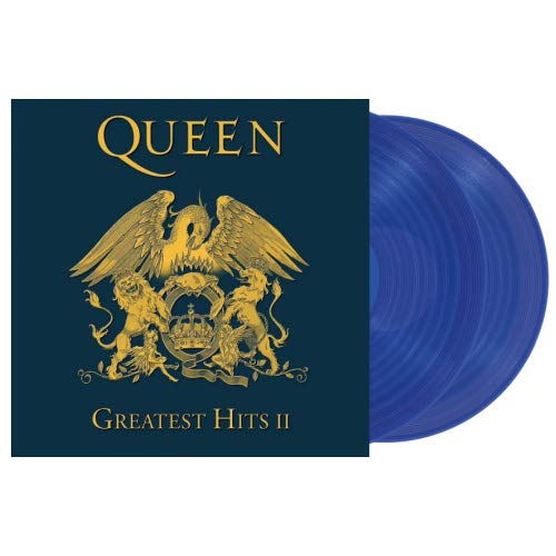 Greatest Hits (Clear Blu)