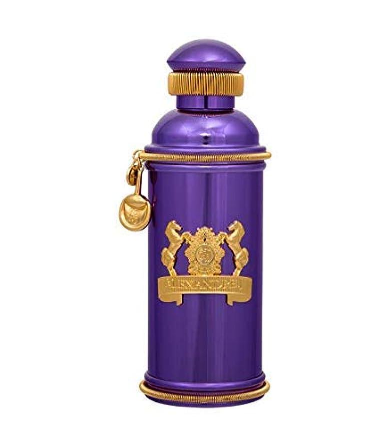 ワーム大宇宙過去Alexandre.J The Collector IRIS VIOLET Eau de Perfume 100ml Made in France 100% 本格的な Alexandre.J のコレクター アイリス バイオレット香水 100 ml フランス製