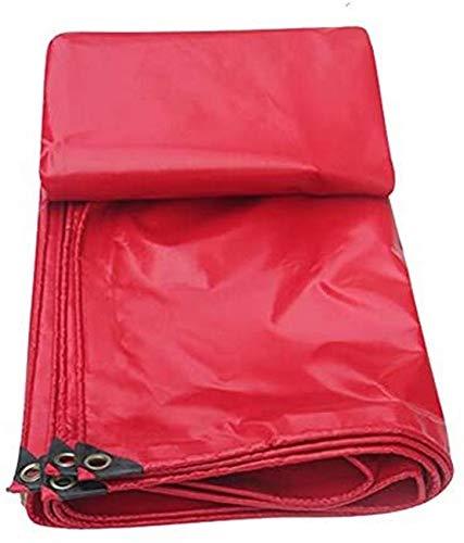 ZZTX Cubierta de Lluvia Impermeable del Techo del Barco del Coche de la Lona  Base de Tienda para Acampar y Lona Impermeable al Aire Libre  Base Universal para Carpas 450g / m & sup2;Espesor 0