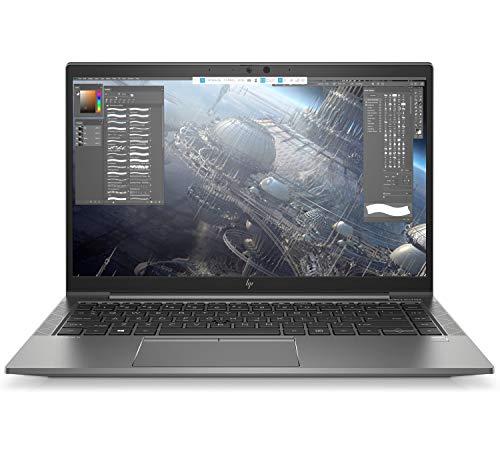 HP ZBook Firefly 14 G7 Silver - 14' - 1920x1080 - Intel Core i7-16GB - 512GB SSD - Quadro P520 - Wi