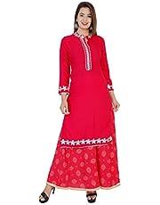 Women's Rayon Salwar Suit