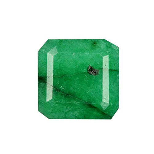 Gemhub 5,95 Ct. Egl Certified Natural Green Smaragd - lose Edelstein für Schmuckherstellung AO-384