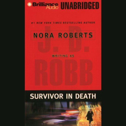 Survivor in Death audiobook cover art