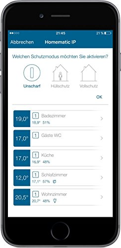 Homematic IP Starter Set Sicherheit - 9