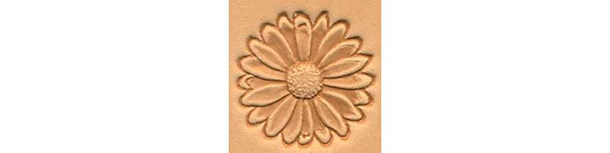 Tandy Leather Sunflower Craftool? 3-D Stamp 88492-00