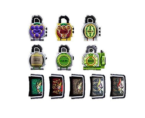 Bandai Toy Department - Kureshima Lockseed Set [Kamen Rider], Bandai CSM (BAN58610)