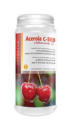 Fytostar Acerola 500 Complément...