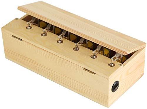 N\C MAIJIAA Nutzlose Box Kreative Erwachsene Lustige Spielzeuge Vollständig Zusammengebaute Nutzlose Box Lassen Sie Mich allein Maschine Für Kinder Geburtstagsgeschenk