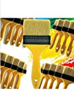 PANCLUB Paint Brushes for Walls I Chip Brush Set 3 inch 20 Pack I S.Chip Brush Never Lose Bristles I 100% Plastic I for...