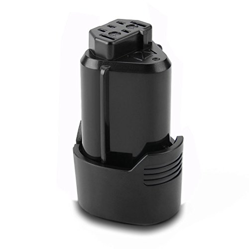 Exmate 12V 2,5Ah Li-Ion-Ersatzbatterie für AEG L1215 L1215P L1215R R86048 BLL12C BS12C BS12C2 BSS12C BWS12 BWS12CBWS