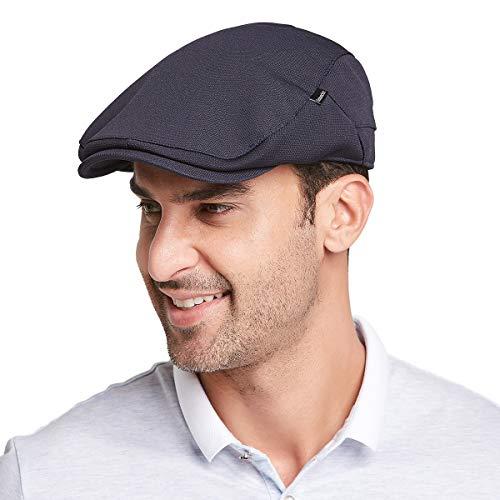 Gisdanchz Boinas De Hombre Boina Mujer Gorras Planas Gorros Hombre Pageboy Hat...