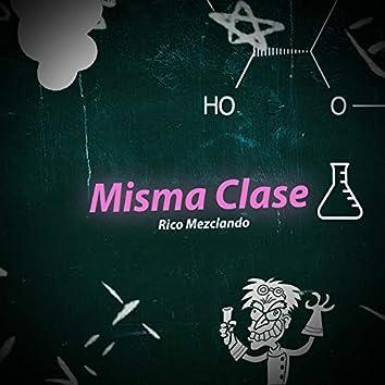 Misma Clase
