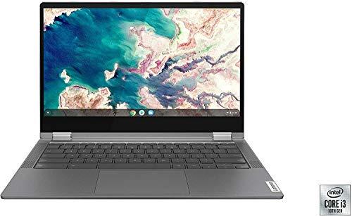 "Lenovo Chromebook Flex 5 13"" FHD IPS Touchscreen 2-in-1 Laptop, Intel Core i3-10110U, 4GB DDR4, 64GB..."