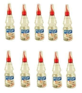 Dolcificante Liquido Senza Glutine - Pack da 10, Formato da 200ml
