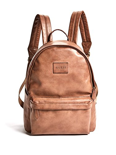 GUESS Men's Ray Faux-Leather Backpack