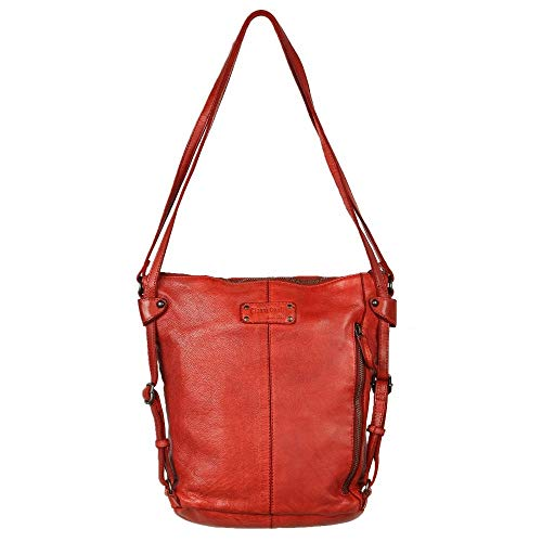 Gianni Conti Velletri Frauen Hobo Bag One Size Rot