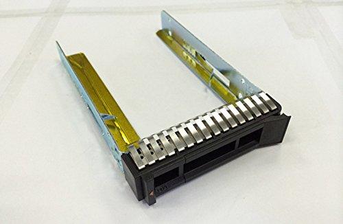 Gazechimp 2,5-Zoll-SAS-SATA Wechselrahmen Festplatten Rahmen Festplattenrahmen Caddy Für IBM System X3850 X6 / X3650 M5