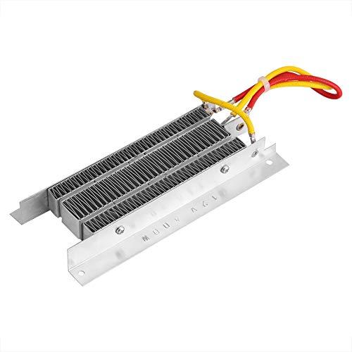 Calefactor PTC, 12 V, 400 W, termocerámico, elemento calefactor PTC para calefacción, humidificador, máquina de secado, aire acondicionado, etc.