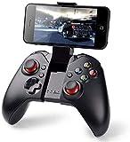 powerlead gapo bluetooth senza fili classico gamepad game controller (con funzione mouse) per samsung htc moto addroid tv box tablet pc (9037)
