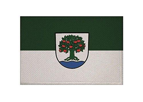 U24 Aufnäher Affalterbach Fahne Flagge Aufbügler Patch 9 x 6 cm