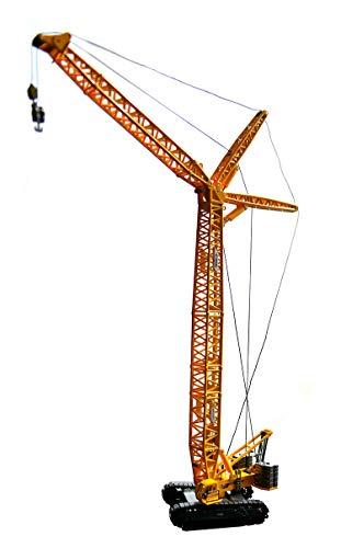 XCMG 1:120 XGC260 Full Hydraulic Crawler Crane Construction Machinery Model