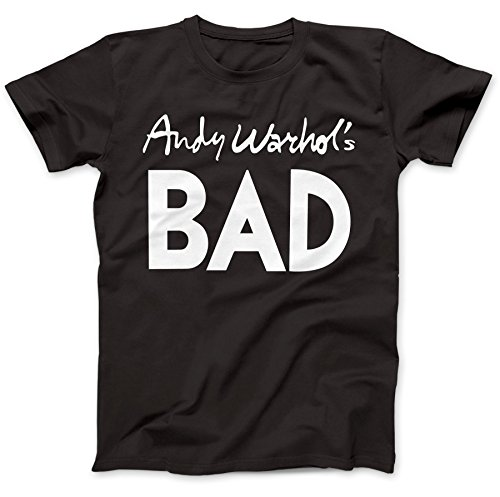 Women's Andy Warhol's Bad Tee (as worn by Debbie Harry). Sizes 6 to 18