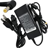65W AC Adapter for Gateway MD7818U MD7820U NE56 NE56R12U NE56R13U NE56R15U NE56R27U NE56R31U NE56R34U NE56R37U NE56R41U NE56R42U NE71B06U NV53 NV55C NV55S NV57H NV59 NV59C LW-065/270/240/001