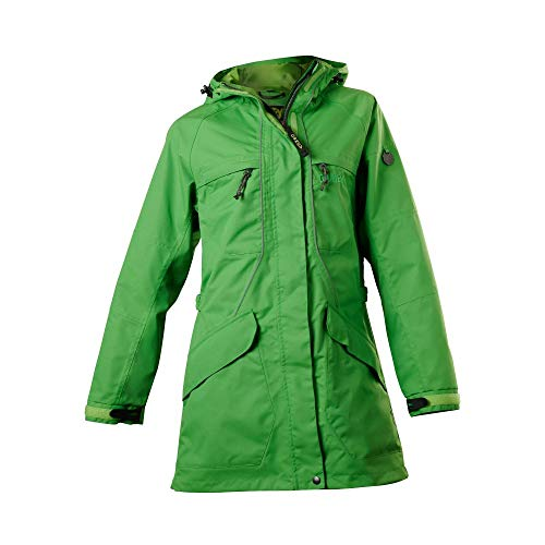 OWNEY OUTDOOR Tuvaq Outdoor-Parka Damen Apple Green Gr. L