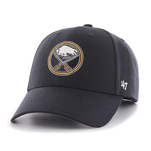 47 Brand Buffalo Sabres Basecap – Offizielle Kollektion – Größe verstellbar