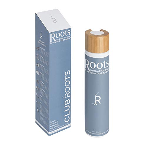 Roots Conditioner | Hair Growth Conditioner with DHT Blockers, Biotin, and Caffeine
