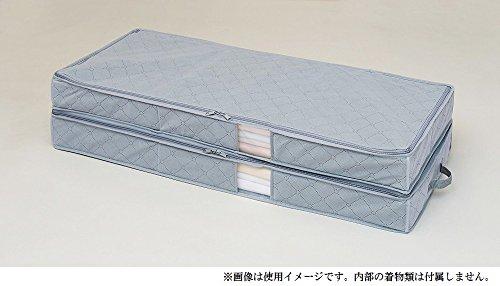 コジット竹炭着物収納ケース2層式