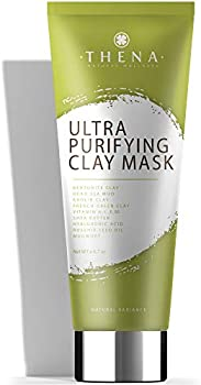 THENA Natural Wellness Ultra Purifying Clay Face Mask