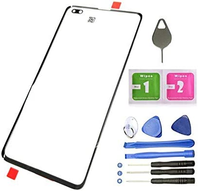 Galaxy S10+ Cheap super special price Discount is also underway Screen Replacement Front Outer Glass Rep Lens
