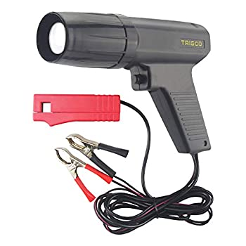 OBDMONSTER Ignition Timing Light 12V Strobe Lamp Inductive Petrol Engine Timing Gun Automotive Tool for Car Motorcycle Marine