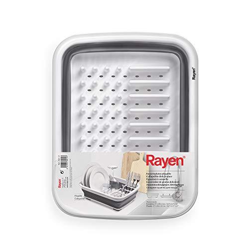 Rayen Escurreplatos Plegable, 2301.01