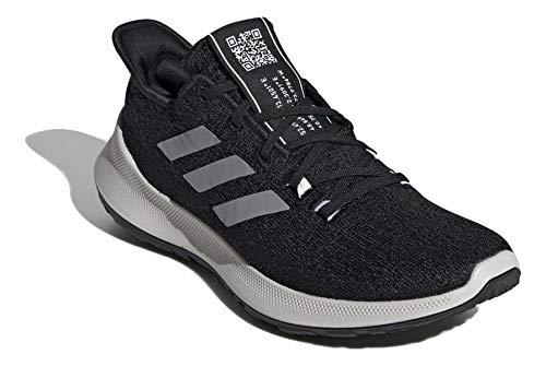 adidas Mujer Sensebounce + W Zapatos de Running Negro, 41 1/3