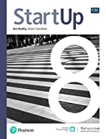 StartUp Level 8 Student Book with MyEnglishLab & Mobile App