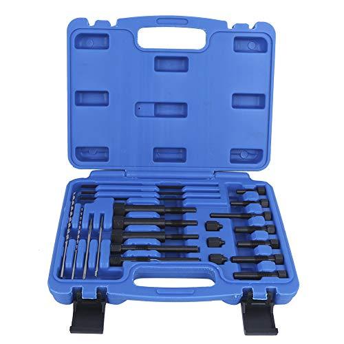 SANON Extracción de Enchufes Juego de Herramientas para Quitar Los Electrodos Extracción de Enchufes Herramienta de Reparación de Enchufes M8 M10