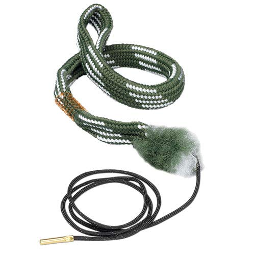 Hoppe's 24002D Boresnake, .357-38, and 9mm Calibers
