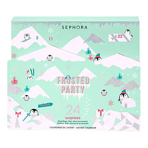 Sephora Adventskalender 2019 - Frosted Party - 24 Surprises - Beauty - Makeup - Limitiert