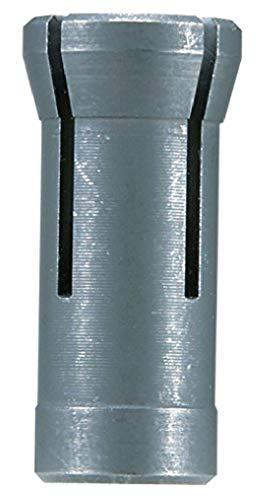 MAKITA 763669-8 763669-8-Casquillo conico de 3 mm para amoladoras Rectas GD0602 y bGD0800, 0 W, 0 V, Negro, Size