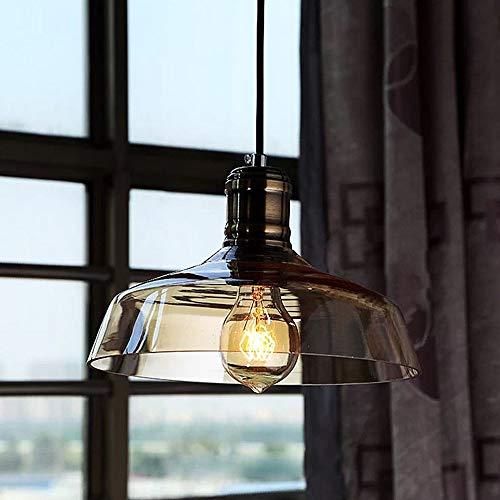 LIUTIAN Cafetería Lámpara Moderna Minimalista Industrias Creativas con Adornos