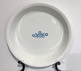 Vintage Corning Ware CORNFLOWER BLUE pattern 9