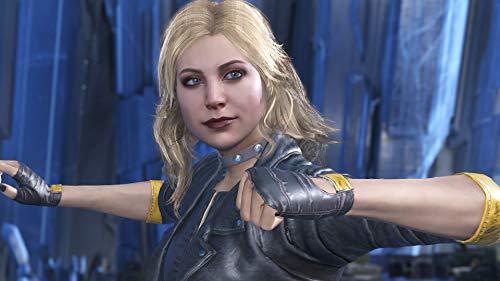 Video Game Print, Girl Poster, Fighting Print, Blonde Print, DC Comics Print, Black Canary Poster, Injustice 2 Print, Playstation Print, Xbox Poster
