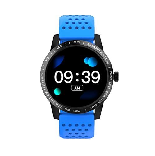 Fitness Tracker Smart Horloge Wekker Bloeddruk Hartslagmeter IP67 Waterdichte Mannen Vrouwen Sport Smartwatch Voor Ios8.4 Android4.4
