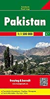 Pakistan Road Map 1:1 500 000