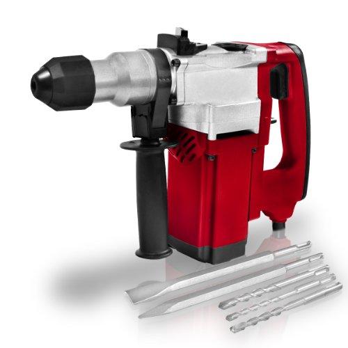 Berlan 1100 Watt SDS Bohrhammer inkl. Meißel
