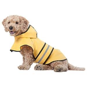 Fashion Pet Dog Raincoat for Large Dog