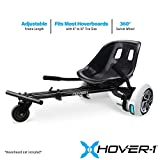 Hover-1 Buggy Attachment for Transforming Hoverboard Scooter...